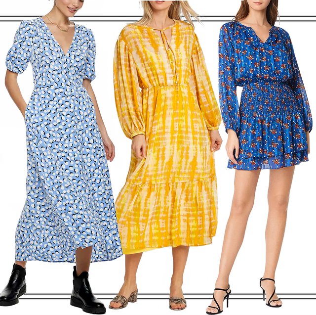 15 Stylish Spring Dresses - Cute and Inexpensive Dresses 20