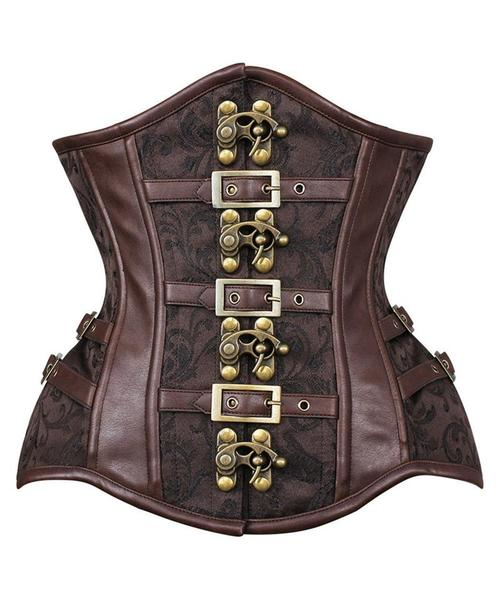 Steampunk Corset | Corsets Queen US-