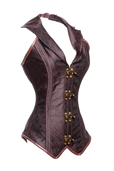 New Victorian Steampunk Corsets and Bel