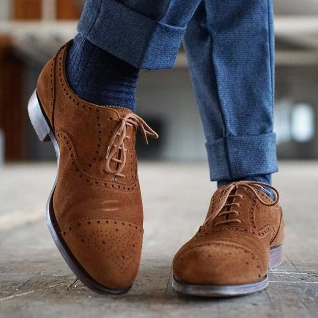 40 Worthy Men's Suede Shoes Ideas - The Luxurious Footwe