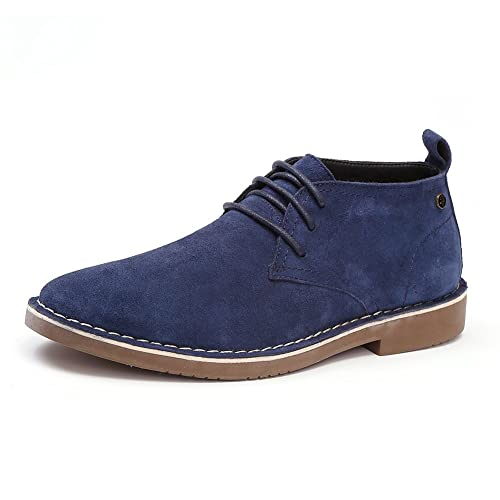 Men's Blue Suede Shoes: Amazon.c