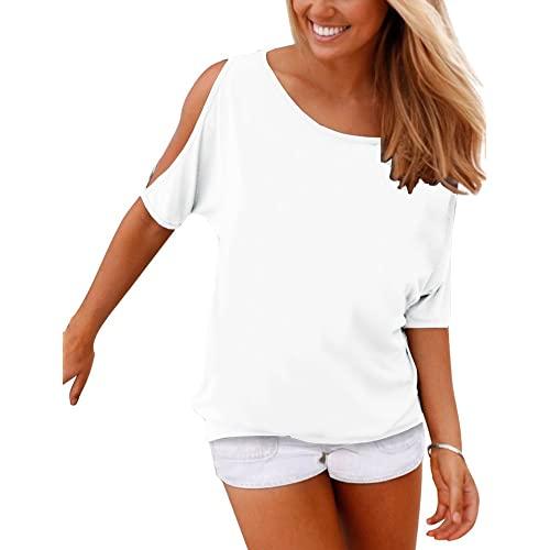 White Summer Blouse: Amazon.c