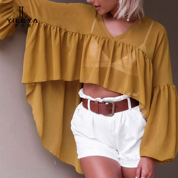 Ladies Summer Tops Made In China,Girls Cool Summer Tops,Latest .