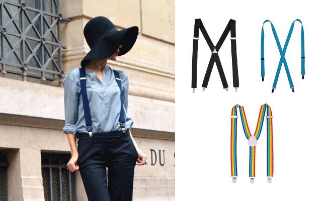 Best Suspenders For Women in 2019 - How to wear stylishly - The .