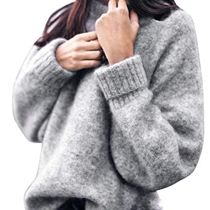 Amazon.com: Hemlock Winter Warm Sweaters, Women's Round Neck .