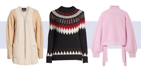 20 Best Winter Sweaters for 2018 - Cute Winter Sweaters for Wom