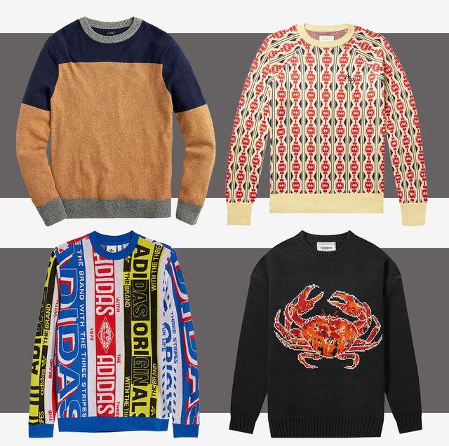 25 Winter Sweaters Every Man Should Own 2020 - Best Men's Winter .