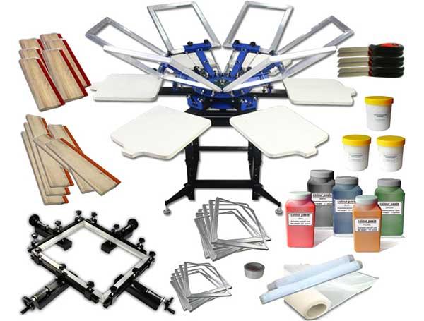 T-shirt Printing Materials Checklist for Beginne
