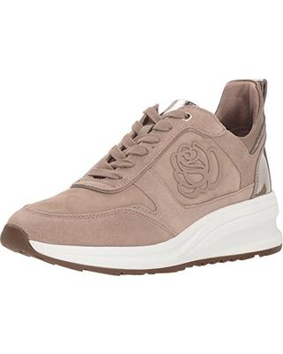 Remarkable Deals on Taryn Rose Women's Zadie Sneaker, Black, 5.5 M .