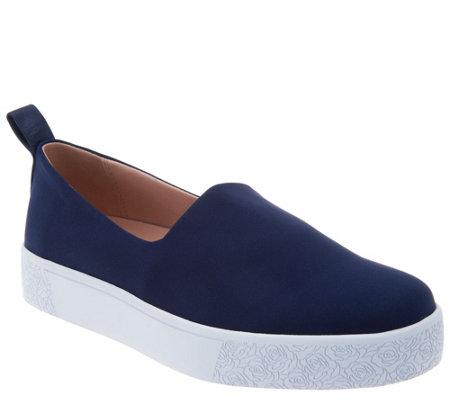 """As Is"" Taryn Rose Slip On Shoes- Gwen — QVC.c"