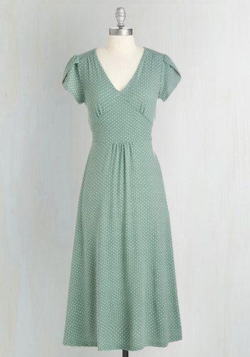 1940s Day Dresses & Tea Dresses in 2020 | Fashion, Retro vintage .