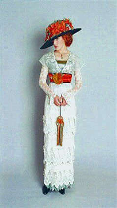 Titanic Rose tea dress- still my favorite dress from a period .