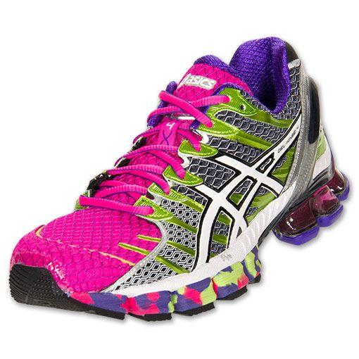 Asics GEL-Kinsei 4 Women's Running Shoes | FinishLine.com | Pink .