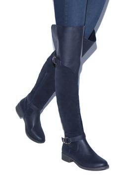 SIVAN THIGH-HIGH BOOT - ShoeDazz