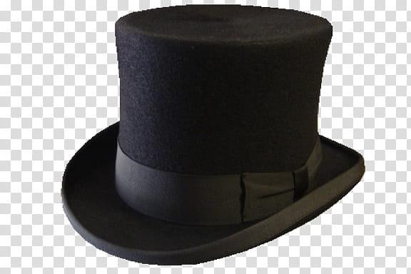 Top hat, black hat illustration transparent background PNG clipart .