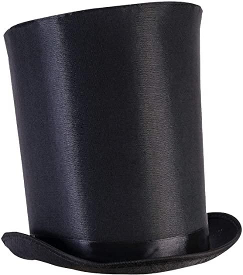 Amazon.com: Forum Novelties Unisex-Adults Extra Tall Top Hat .