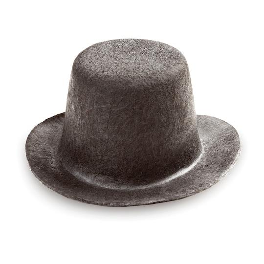 Buy the Mini Top Hats: Mini Black Top Hat, 3.75 inches at Michaels.c