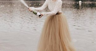 Norma J. Skirt 10 Train Tulle Skirt Tulle Wedding | Et