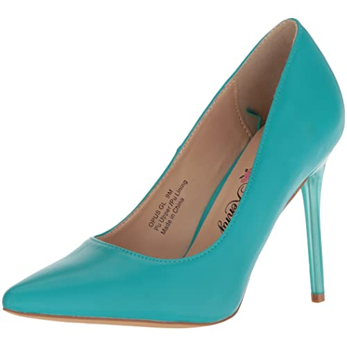 Turquoise Blue Heels: Amazon.c
