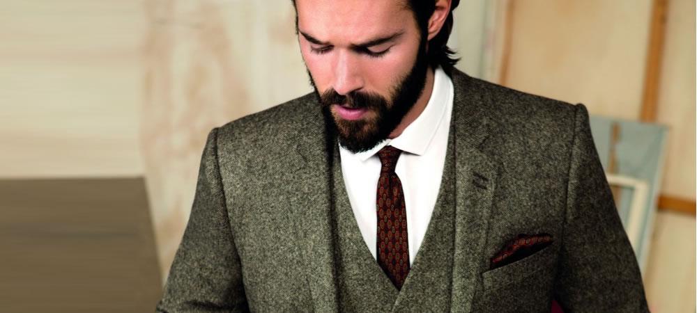 Men's Fashion Basics – Part 60 – The 3-Piece Tweed Suit   FashionBea