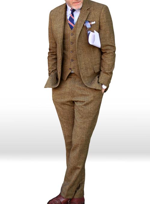 Vintage Glasgow Brown Tweed Suit : MakeYourOwnJeans®: Made To .