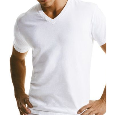There is nothing like a Mens Basic V Neck T Shirt I own Probably .
