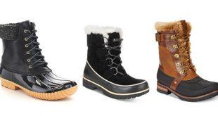 Through Rain, Sleet and Snow, These Vegan Winter Boots Will Keep .