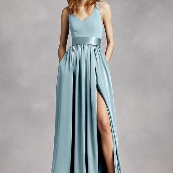 Vera Wang Dresses | Bridesmaid Dress In Mist | Poshma