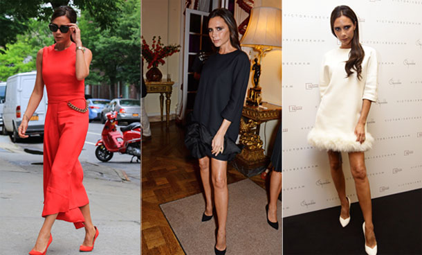Victoria Beckham crowned biggest style icon   HELL