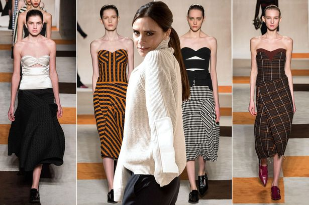 Victoria Beckham reveals her recipe for New York runway success .