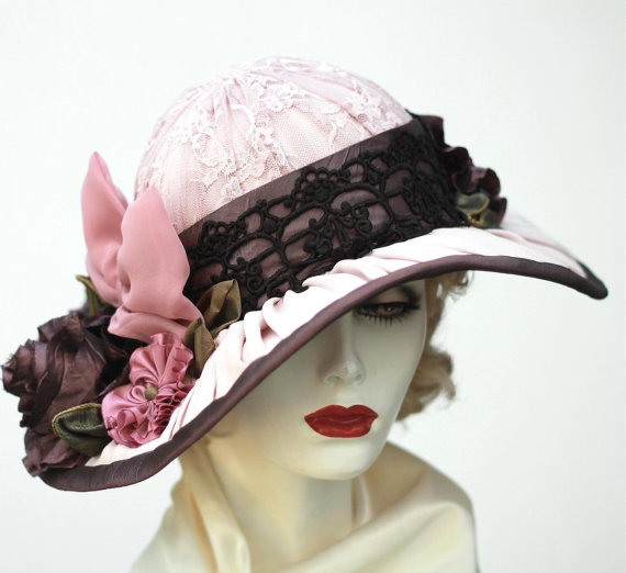 Gail Vintage Style Hats: Roaring 20's - Independent Fashi