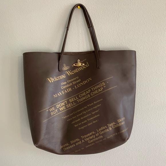 Vivienne Westwood Bags | Tote Anglomania | Poshma