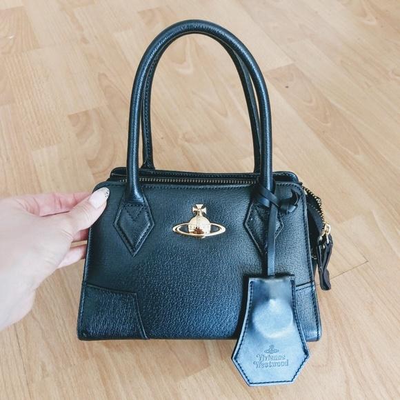 Vivienne Westwood Bags | Mini Handbag With Shoulder Strap | Poshma