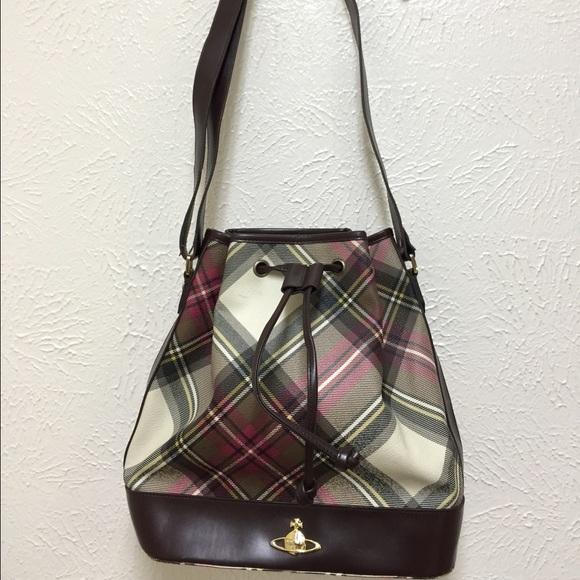 Vivienne Westwood Bags | Reduced Bucket Bag | Poshma
