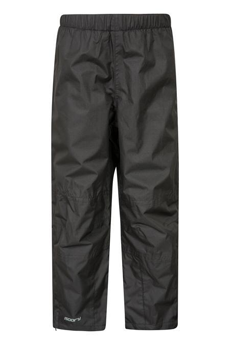 Spray Kids Waterproof Trousers   Mountain Warehouse