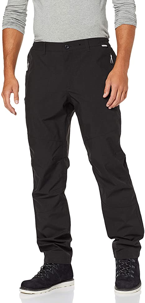 Regatta Dayhike III Waterproof Trousers (Regular) at Amazon Men's .
