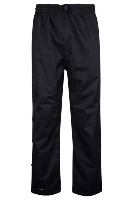 Downpour Mens Waterproof Trousers - Short Length   Mountain .