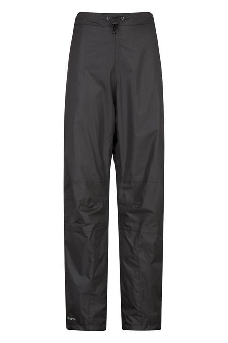 Spray Womens Short Length Waterproof Pants   Mountain Warehouse