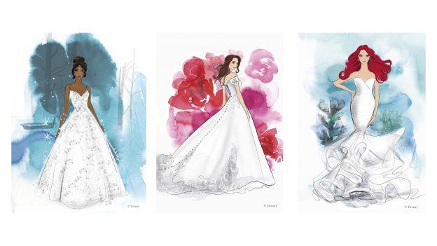 JUST ANNOUNCED: Disney Wedding Dresses Coming in 2020 | Disney .