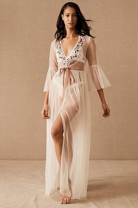 Bridal Lingerie & Wedding Night Lingerie - BHL