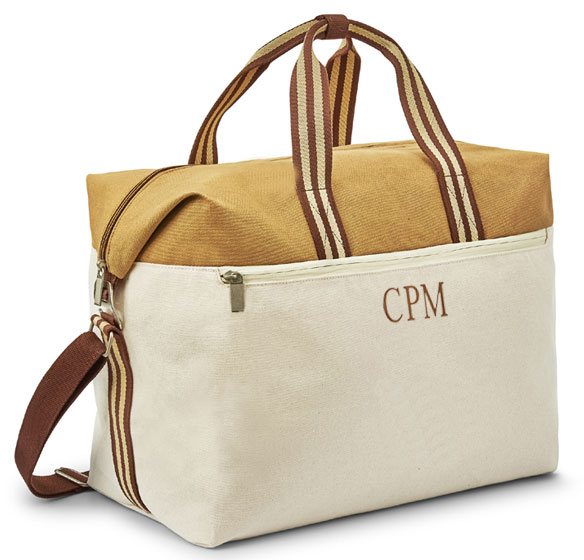 Women's Weekend Bag - Monogram|Personaliz