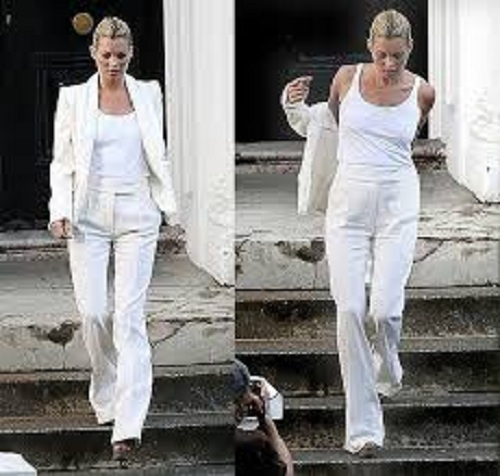 White Linen Pants Outfits 20