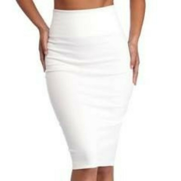 Gerrie's Girls Skirts | Gerries Girls Sexy Leather Pencil Skirt .