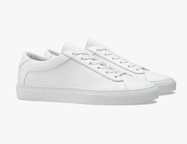 10 White Sneakers to Wear All Summer Long • Gear Patr