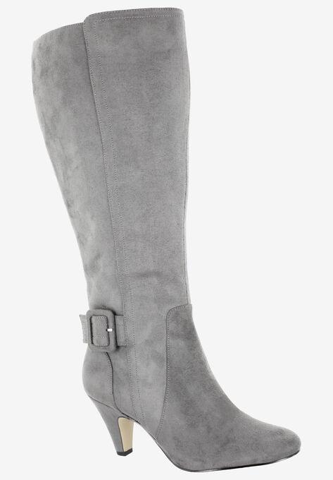Troy II Plus Wide Calf Boot by Bella Vita®  Plus Size Mid Calf .