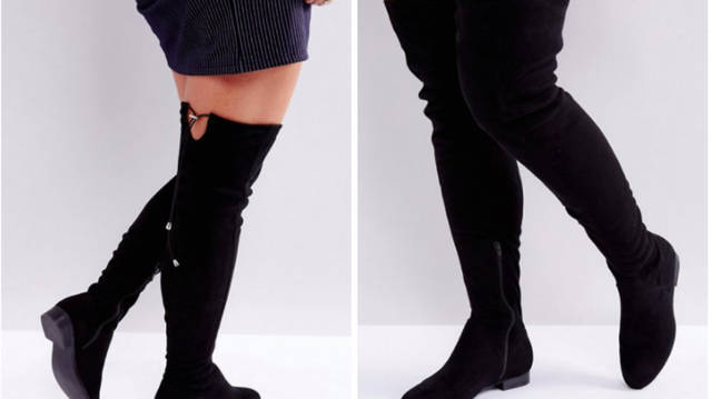 20 Wide-Calf Boots for Thick Mamas With Style   CafeM