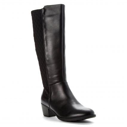 Propét Talise - Women's Comfort Wide Calf Knee High Boot   Flow .