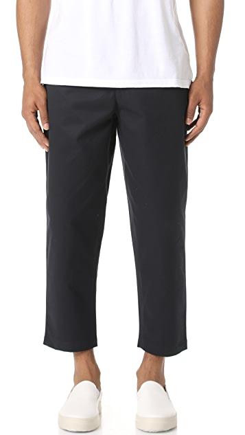 MKI Wide Leg Trousers | EAST DA