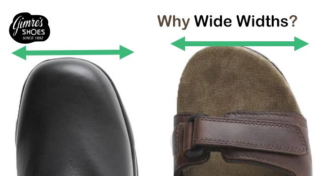 Do You Need Wide Shoes? – Gimres Sho