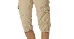 Cargo Shorts for Women | ... - WOMENS - SHORTS - CARGO - RUSTY .